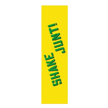 SHAKE JUNT GRIPTAPE YELLOW/GREEN/BLACK
