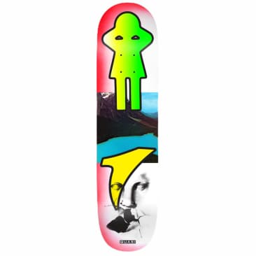 Quasi skateboards -Crybaby - 8.25""