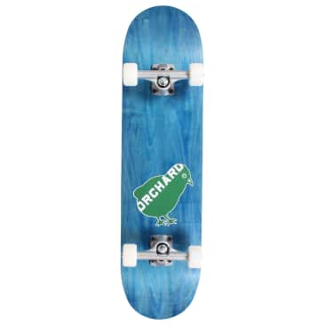 Orchard Green Bird Logo Hybrid Complete 8.0 Blue (With Free Skate Tool)