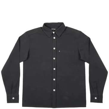 Pass~Port Workers Long Sleeve Shirt - Black
