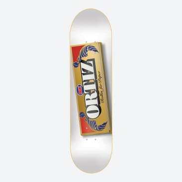 DGK Rolling Papers Ortiz Deck (8.1)
