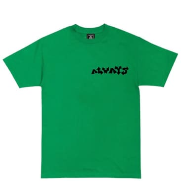 always do what you should do high on life t-shirt - Green