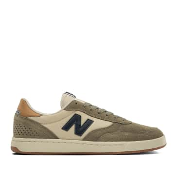 New Balance Numeric 440 Shoes - Green / Navy