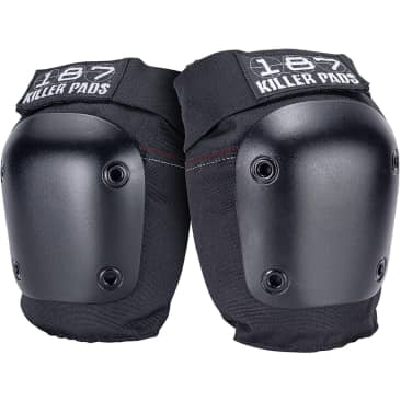 187 Killer Pads Fly Knee Black