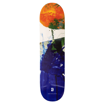 """Poetic Collective - Poetic Collective Collage #3 Skateboard Deck 