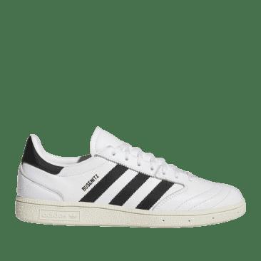 adidas Skateboarding Busenitz Vintage Shoes - Ftwr White / Core Black / Chalk White