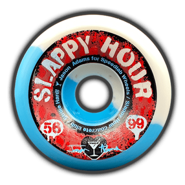 Speedlab Wheels Slappy Hour Jason Adams Pro 99A - 56mm