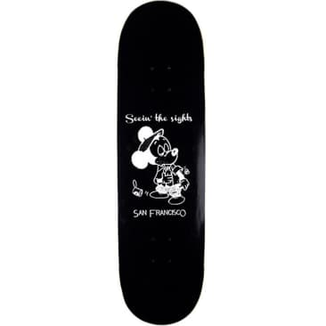 Snack - Seein' The Sights Deck (Multiple Sizes)