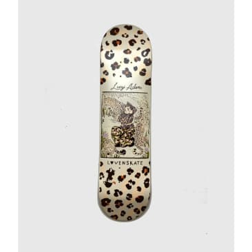 "Lovenskate Lucy Adams ""Master Of Camo"" Pro Board 8.25"""