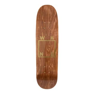 WKND Gold Logo Deck 8.75""