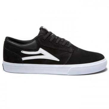 Lakai Griffin Kids Black/White Shoe