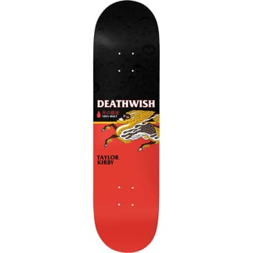 "DeathWish - Kirby The Messenger Deck (8.25"")"