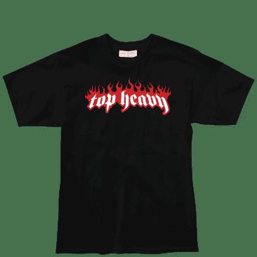 Top Heavy Heavybreed T-Shirt - Black