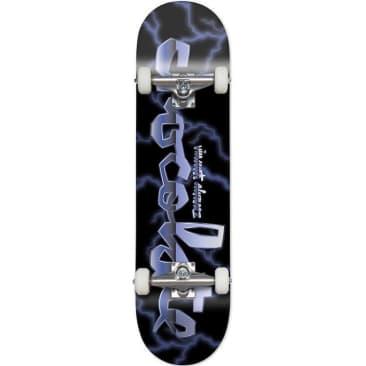 "Chocolate Alvarez Lightning Complete Skateboard - 7.75"""