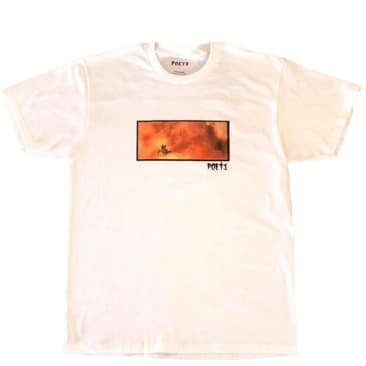 Poets Ace T-Shirt - White