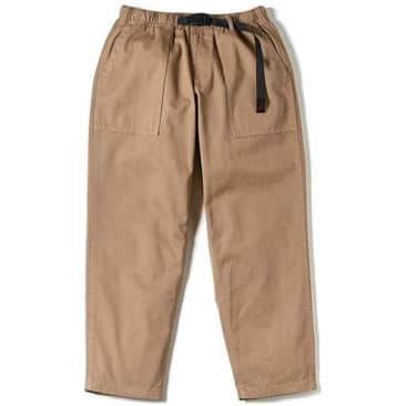 Gramicci Ripstop Loose Tapered Pants - Beige