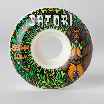 53mm Satori X Bigfoot Conical Wheel (101a)