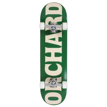 """Orchard Text Logo Hybrid Complete Skateboard 8.3"""" (With Free Skate Tool)"""