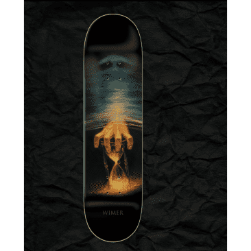 "Zero - Wimer Fourth Dimension Deck (8.375"")"