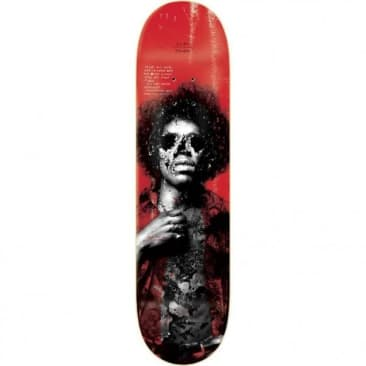 Zero Thomas 27 Club Skateboard Deck - 8.5""