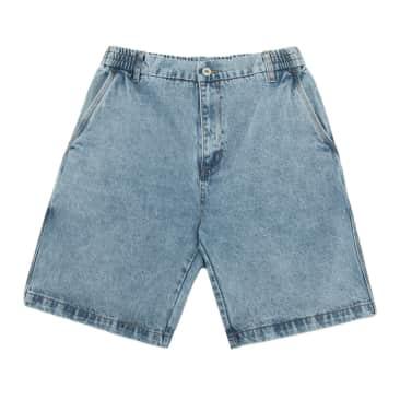 WKND Loosies Shorts - Light Denim