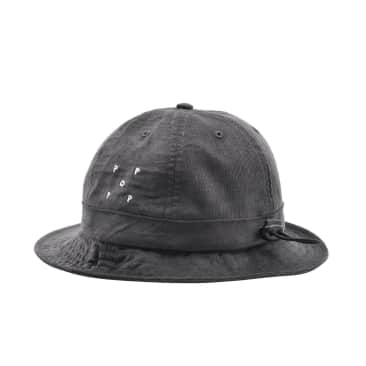 Pop Trading Company Bell Hat - Anthracite Mini Cord