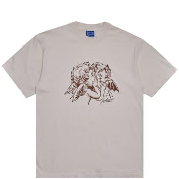 Andrew Good & Evil T-Shirt - Creme