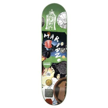 Numbers x Soulland Guy Mariano Edition 7 Skateboard Deck - 8.1