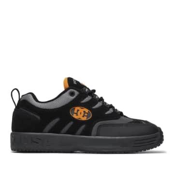 DC Lukoda Skate Shoes - Black / Orange