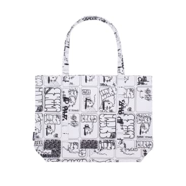 Fucking Awesome Wanto Tote Bag - White