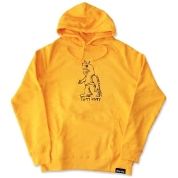 Fifty Fifty Gonz Hoodie - Gold