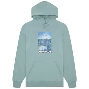Fucking Awesome Helicopter Hoodie - Teal