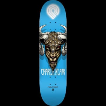 Powell Peralta Charlie Blair Goat Deck 8.0