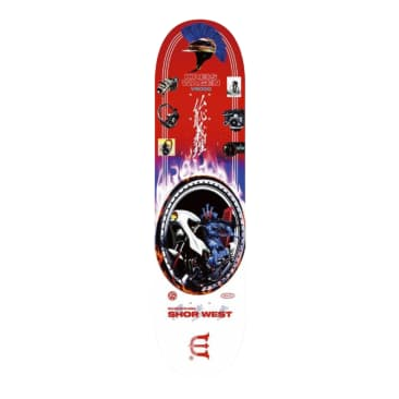 Evisen Shor West Deck 8.0""