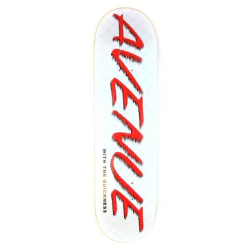 Avenue Skateboards Quickness Skateboard Deck 7.875""