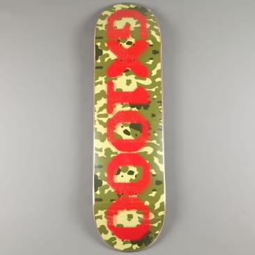 "GX1000 'OG Forest Camo - Two' 8.625"" Deck"