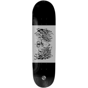 Pass~Port - Low Life - L.L.F.C - Skateboard Deck - 8.5""