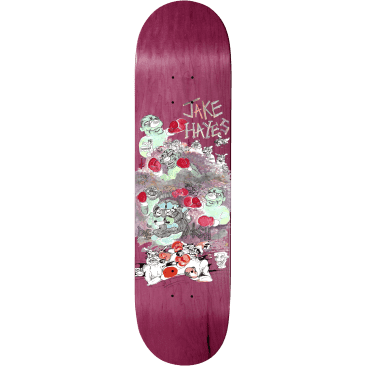 Hayes Mice & Men Deck | 8.125""