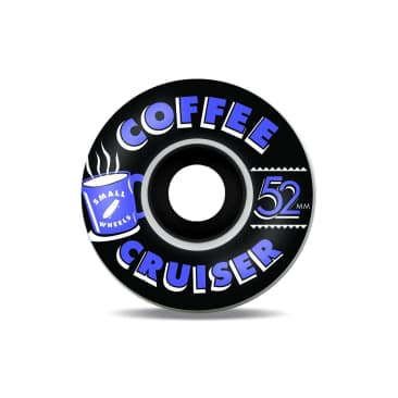 Sml. Wheels Coffee Cruisers Bruisers (78a, 52mm)