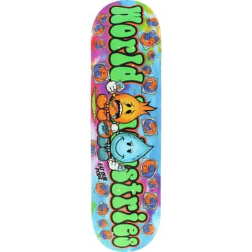 World Industries 'Pods' Skateboard Deck 8.25""