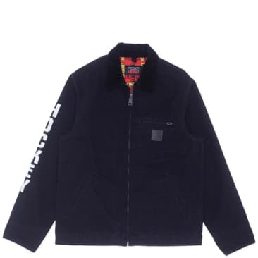 Hockey x Carhartt WIP Detroit Jacket - Black