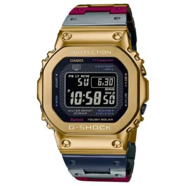 G-SHOCK FULL METAL GMWB5000TR-9 LIMITED EDITION WATCH