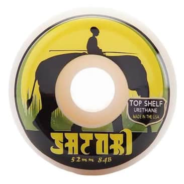 Satori Movement Elephant Top Shelf Urethane 84b - 52mm