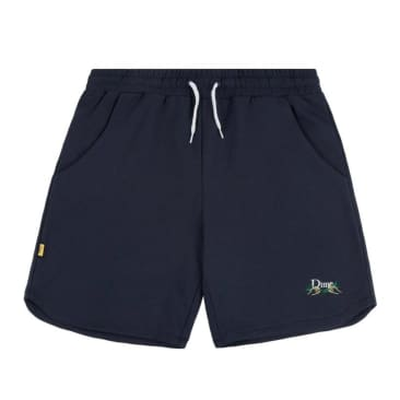 Dime French Terry Shorts - Navy