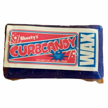 Shorty's Wax Curb Candy Pocket Size Assorted
