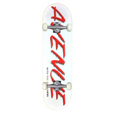 Avenue Skateboards Quickness Complete Skateboard 7.875""