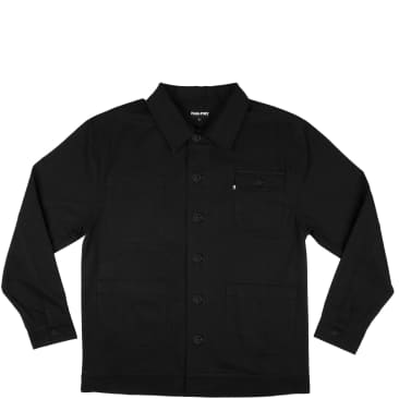 Pass~Port Painters Jacket - Black