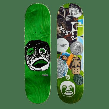 "Numbers Koston Edition 7 Skateboard Deck - 8.5"""