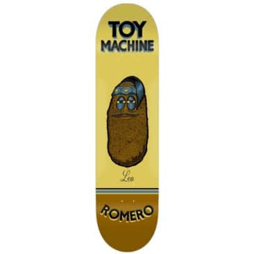 Toy Machine Romero Pen N Ink Deck (8.38)