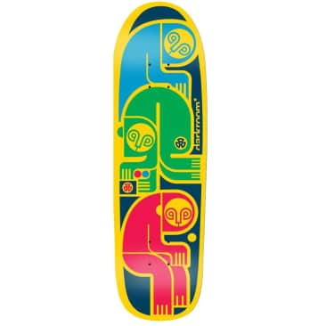 Darkroom Slothstack Shaped Deck 9.125""